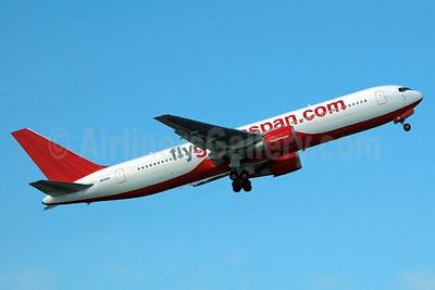 Flyglobespan.com (Globespan Airways) Boeing 767-319 ER ZK-NCN (msn 29388) AKL (Colin Hunter). Image: 904178.