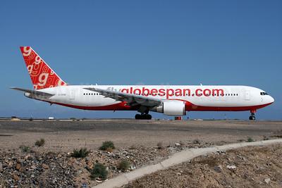 Flyglobespan.com (Globespan Airways) Boeing 767-319 ER G-CEOD (msn 30586) TFS (Eurospot). Image: 901498.