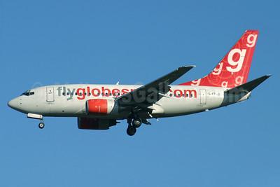 Flyglobespan.com (Globespan Airways) Boeing 737-683 G-CDKD (msn 28302) STN (Antony J. Best). Image: 904173.