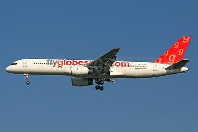 Flyglobespan.com (Globespan Airways) (Icelandair) Boeing 757-256 TF-FIS (msn 26245) STN (Keith Burton). Image: 937878.