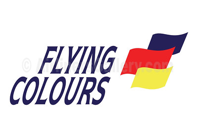1. Flying Colours Airlines logo