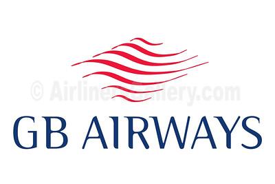 1. GB Airways logo