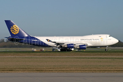Global Supply Systems (Atlas Air) Boeing 747-47UF G-GSSB (msn 29252) STN (Antony J. Best). Image: 944696.