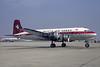 Invicta Air Cargo Douglas C-54B-1-DC (DC-4) G-ASPM (msn 10543) LHR (Jacques Guillem Collection). Image: 934093.