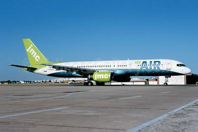 JMC Air Boeing 757-28A G-FCLH (msn 26274) ACE (Ton Jochems). Image: 952807.