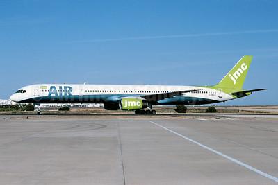 JMC Air Boeing 757-3CQ G-JMAA (msn 32241) ACE (Ton Jochems). Image: 952808.