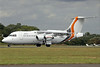 First BAe 146 for JOTA Aviation