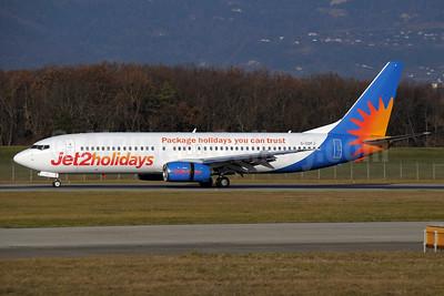 Jet2holidays (Jet2) Boeing 737-804 G-GDFJ (msn 28229) (Package holidays you can trust) GVA (Paul Denton). Image: 934788.