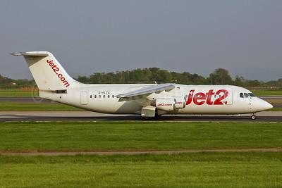 Wet leased from Flightline