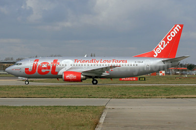 "Named ""Jet2 Edinburgh"""