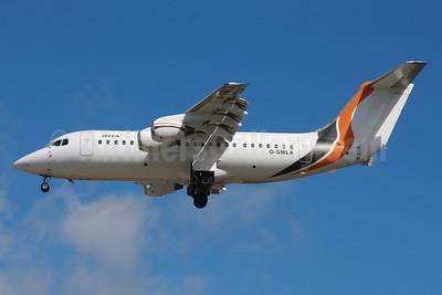 Jota Aviation BAe 146-200 G-SMLA (msn E2047) FAB (SPA). Image: 934128.