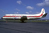 Kestrel International Airways Vickers Viscount 815 G-AVJB (msn 375) LDE (Christian Volpati Collection). Image: 934413.