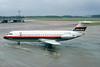 Laker Airways (UK) BAC 1-11 320AZ G-AVBW (msn 107) LGW (Christian Volpati Collection). Image: 927667.