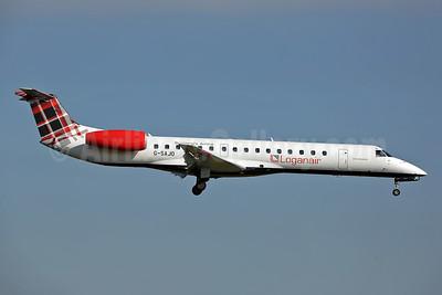Loganair Embraer ERJ 145MP (EMB-145MP) G-SAJO (msn 145216) SEN (Keith Burton). Image: 946947.