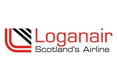 1. Loganair logo