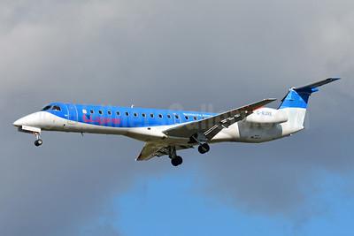 Loganair Embraer ERJ 145EP (EMB-145EP) G-RJXE (msn 145245) (bmi regional colors) TLS (Paul Bannwarth). Image: 946558.