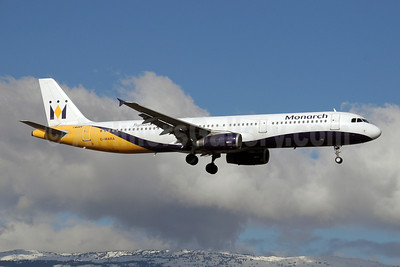 Monarch Airlines (flymonarch.com) Airbus A321-231 G-MARA (msn 983) GVA (Paul Denton). Image: 908056.