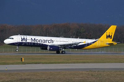 Monarch Airlines Airbus A321-231 G-OZBN (msn 1153) GVA (Paul Denton). Image: 934647.