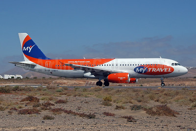MyTravel Airways (UK) Airbus A320-231 G-SSAS (msn 230) ACE (Ton Jochems). Image: 953602.