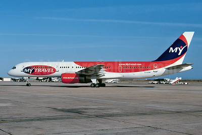 MyTravel Airways (UK) Boeing 757-23A G-CCMY (msn 24528) (Ton Jochems). Image: 953604.