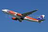 MyTravel Airways (UK) Airbus A330-243 G-MDBD  (msn 266) LGW (Antony J. Best). Image: 900298.