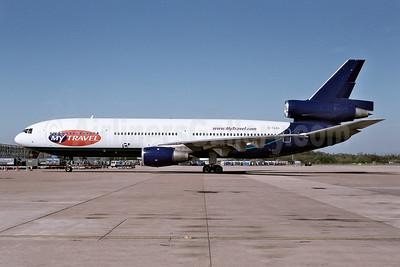 MyTravel Airways (UK) McDonnell Douglas DC-10-10 G-TAOS (msn 47832) (Airtours colors) (Ton Jochems). Image: 953605.