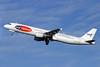 MyTravel Airways (UK) Airbus A321-211 G-OMYJ (msn 677) LGW (Antony J. Best). Image: 902162.