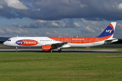 MyTravel Airways (UK) Airbus A321-211 G-NIKO (msn 1250) MAN (Antony J. Best). Image: 900297.