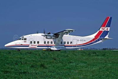 National Commuter Airways-NCA Shorts SD3-60-300 G-OCIA (msn SH.3751) JER (Richard Vandervord). Image: 952481.