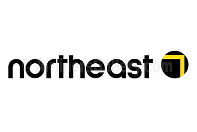 1. Northeast Airlines (UK) logo