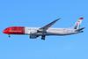 Norwegian.com (Norwegian Air UK) Boeing 787-9 Dreamliner G-CIXO (msn 62082) (Victor Borge, Danish Pianist and Humorist) LAX (Michael B. Ing). Image: 937373.