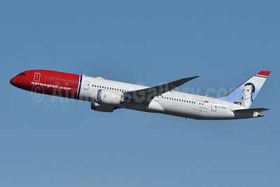 Norwegian.com (Norwegian Air UK) Boeing 787-9 Dreamliner G-CKWC (msn 38893) (Robert Burns, Scottish Poet) JFK (Fred Freketic). Image: 945600.