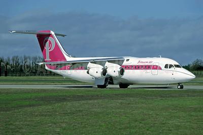 Princess Air BAe 146-200 (QC) G-PRIN (msn E2148) JER (Richard Vandervord). Image: 949025.
