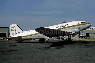 Skyways Aviation (UK) Douglas C-47B-DK (DC-3) G-AMWW (msn 33010) BVA (Christian Volpati). Image: 953586.
