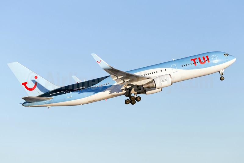 TUI Airways (UK) Boeing 767-304 ER WL G-OBYH (msn 28883) ARN (Stefan Sjogren). Image: 941265.