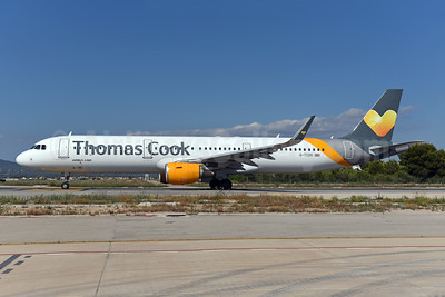 Thomas Cook Airlines (UK) Airbus A321-211 WL G-TCDG (msn 6122) PMI (Ton Jochems). Image: 946380.