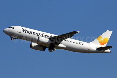 Thomas Cook Airlines (UK) (Avion Express) Airbus A320-233 LY-VEI (msn 902) PMI (Javier Rodriguez). Image: 937665.