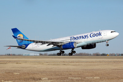 Thomas Cook Airlines to add its 7th Airbus A330-200