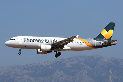 Thomas Cook Airlines (UK) (SmartLynx Airlines Latvia) Airbus A320-214 LY-LCO (msn 1873) PMI (Javier Rodriguez). Image: 945604.