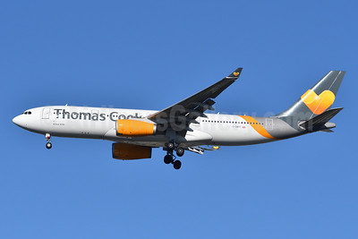 Thomas Cook Airlines (UK) Airbus A330-243 G-OMYT (msn 301) JFK (Fred Freketic). Image: 944206.