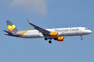 Thomas Cook Airlines (UK) Airbus A321-211 WL G-TCDG (msn 6122) AYT (Karl Cornil). Image: 937658.
