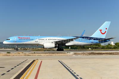 Thomson Airways Boeing 757-236 WL G-OOBH (msn 29944) PMI (Ton Jochems). Image: 938355.