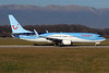 Thomson Airways Boeing 737-8K5 SSWL G-FDZA (msn 35134) GVA (Paul Denton). Image: 934306.