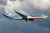 Thomson Airways Boeing 737-8K5 WL C-FLZR (msn 35145) YUL (Gilbert Hechema). Image: 910268.