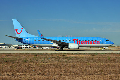 Airline Color Scheme - Introduced 2008 (TUI 2001)