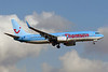 Thomson Airways Boeing 737-8K5 WL C-FLZR (msn 35145) PMI (Javier Rodriguez). Image: 907282.