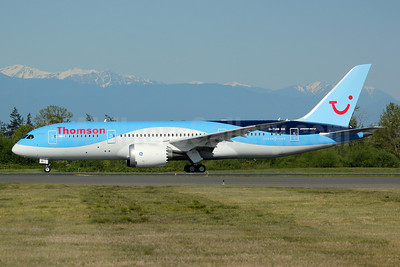 Thomson Airways Boeing 787-8 Dreamliner G-TUIB (msn 34423) PAE (Nick Dean). Image: 912004.