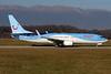 Thomson Airways Boeing 737-8K5 SSWL G-TAWI (msn 37267) GVA (Paul Denton). Image: 934309.