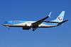 Thomson Airways Boeing 737-8K5 SSWL G-FDZW (msn 37254) PMI (Eurospot). Image: 932559.