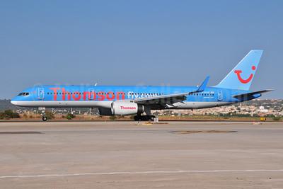 Thomsonfly (Thomsonfly.com) Boeing 757-204 WL G-BYAY (msn 28836) PMI (Ton Jochems). Image: 953526.